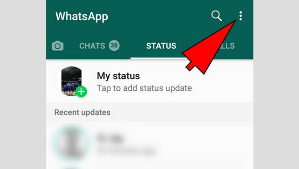 How to download and apply Whatsapp themes & skins.